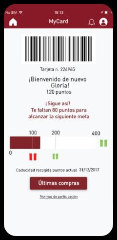 ¡Premiamos tu salud! MyCard - My Apoteca Natura