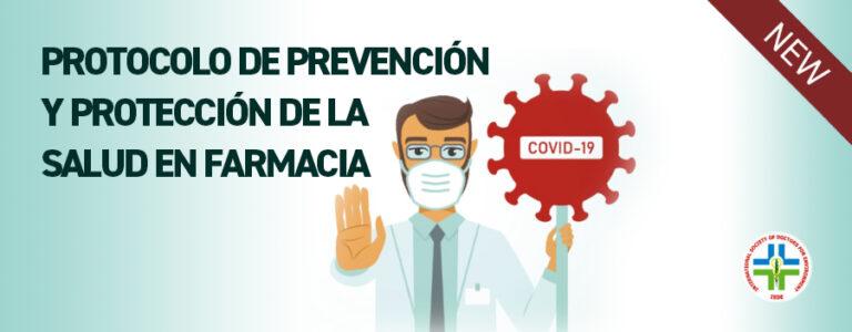 Protocolo de prevención y protección de la salud en farmacias. Las buenas normas para una salud común. - Apoteca Natura