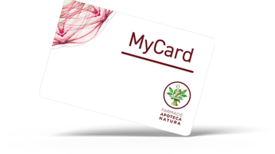 MyCard - La Carta Fedeltà Apoteca Natura